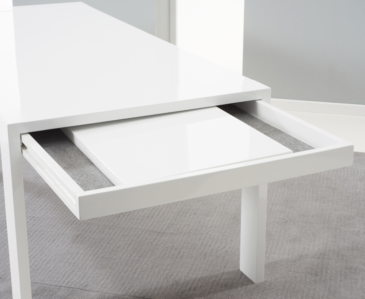 1f30fc659f8b Buy Large White Extendable Dining Table
